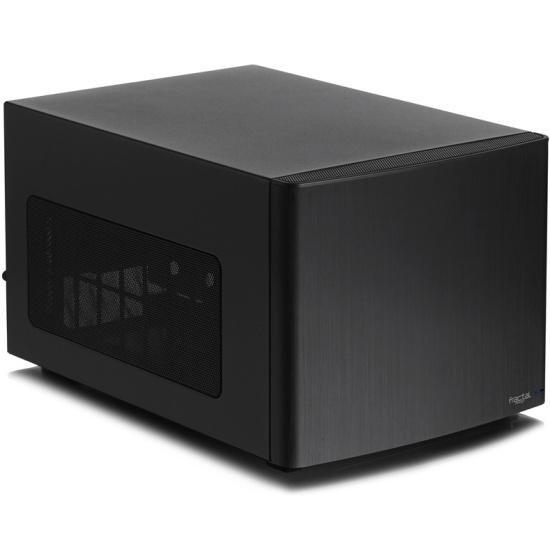 Корпус Fractal Design Node 304 black Mini-ITX FD-CA-NODE-304-BL- купить по выгодной цене в интернет-магазине ОНЛАЙН ТРЕЙД.РУ Санкт-Петербург