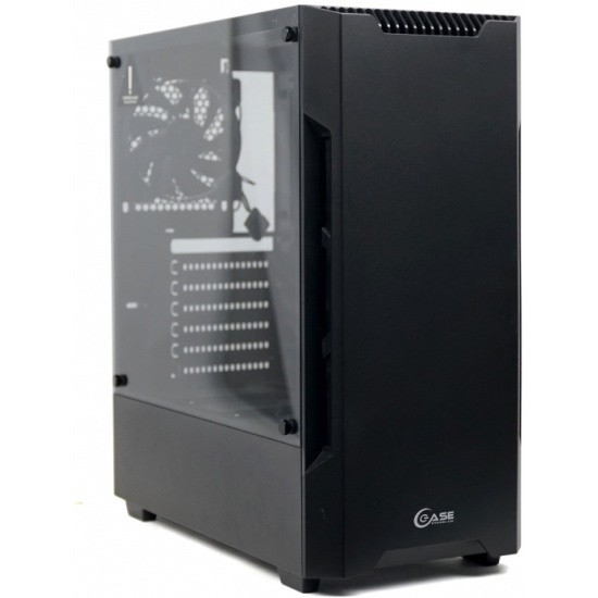 Корпус Powercase Alisio X3 Black TG (CAXB-F3) — купить в интернет-магазине ОНЛАЙН ТРЕЙД.РУ