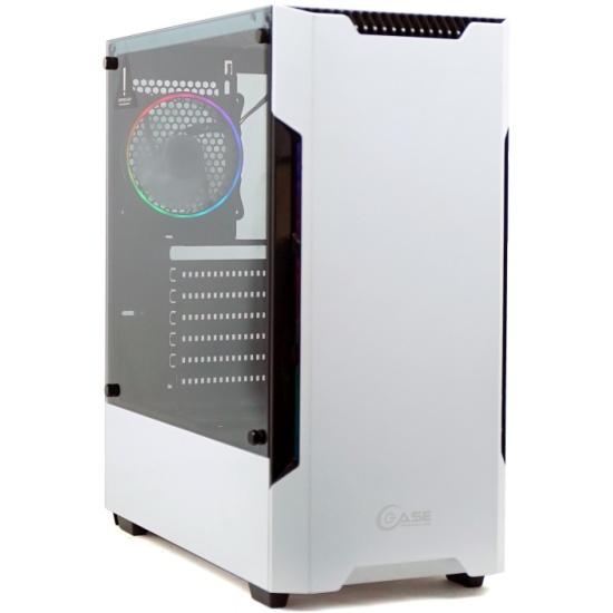 Корпус Powercase Alisio X3 White ARGB (TG CAXW-F2A1) — купить в интернет-магазине ОНЛАЙН ТРЕЙД.РУ