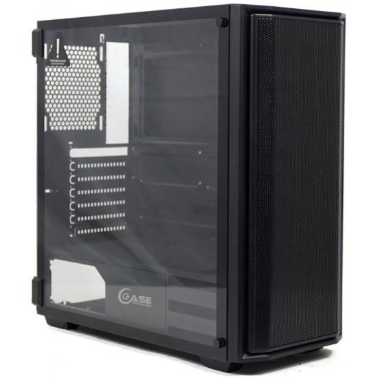 Корпус Powercase Attica Mesh TG (CAMB-F0) — купить в интернет-магазине ОНЛАЙН ТРЕЙД.РУ