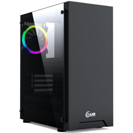 Корпус Powercase Maestro X3 Black 3x120mm CMAXB-F2L1 — купить в интернет-магазине ОНЛАЙН ТРЕЙД.РУ