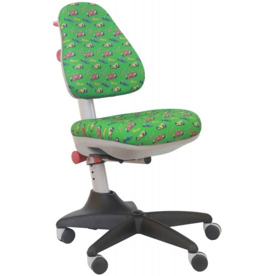 Кресла бюрократ kd-2/r/race-gr