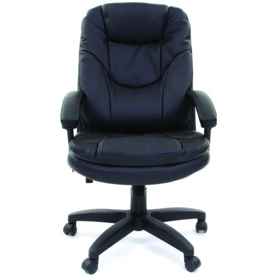 Кресло руководителя Chairman 668 LT экопремиум 0007 черный — купить в интернет-магазине ОНЛАЙН ТРЕЙД.РУ