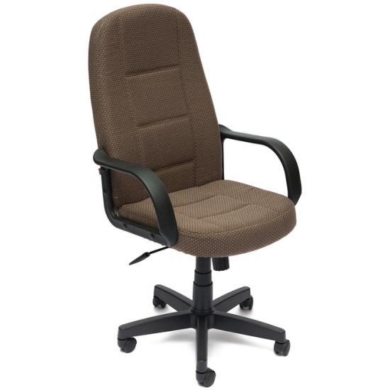 Кресло Tetchair СН747 ткань, бежевый, 12 id10537 - купить по выгодной цене в интернет-магазине ОНЛАЙН ТРЕЙД.РУ Уфа