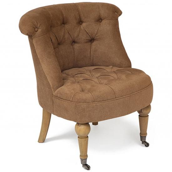Кресло Secret De Maison Bunny (mod. CC1202), 71х66х70 см, коричневый/ Miss-06 id10959 - купить по выгодной цене в интернет-магазине ОНЛАЙН ТРЕЙД.РУ Уфа