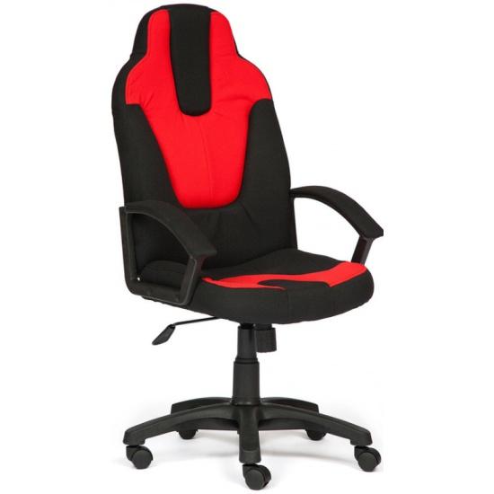 Кресло Tetchair NEO3 ткань, черный/красный, 2603/493 id2524 - купить по выгодной цене в интернет-магазине ОНЛАЙН ТРЕЙД.РУ Уфа