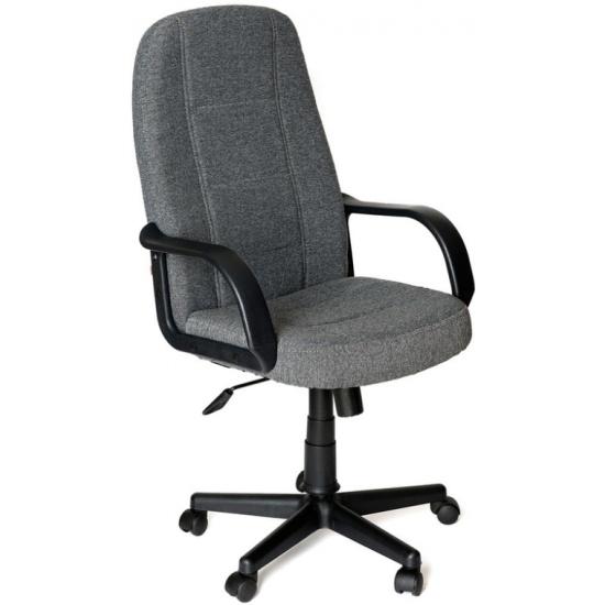 Кресло Tetchair СН747 ткань, серый, 207 id2151 - купить по выгодной цене в интернет-магазине ОНЛАЙН ТРЕЙД.РУ Уфа