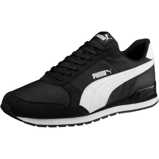 Кроссовки PUMA 36527801 ST Runner v2 NL мужские, цвет черный, размер 41  Изображение 1 ... 0010f0be34a