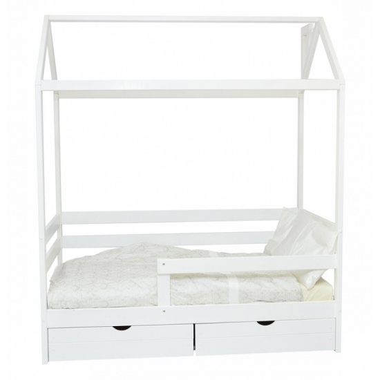 Кроватка-домик Everflo Chalet milk ES-111 — купить в интернет-магазине ОНЛАЙН ТРЕЙД.РУ