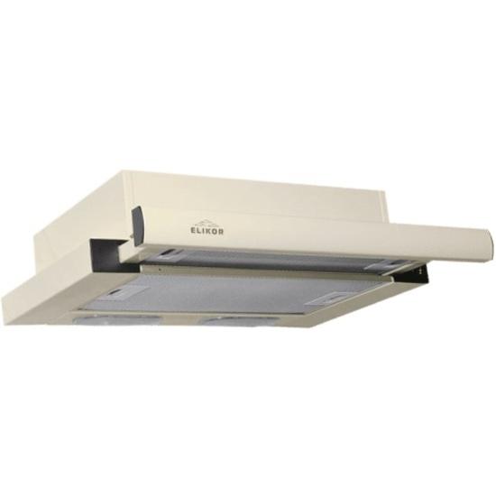 Кухонная вытяжка Elikor Интегра 60П-400-В2Л топленое молоко/топленое молоко
