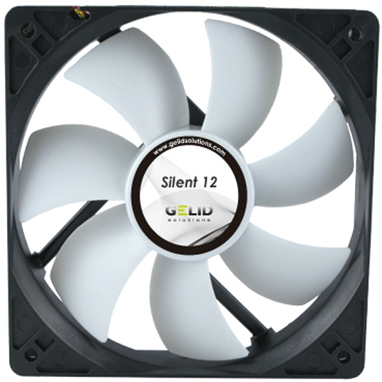 Вентилятор для корпуса GELID Silent 12 FN-SX12-20