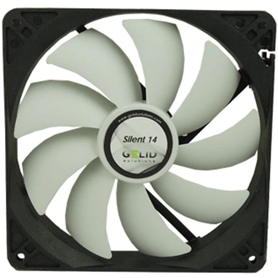 Вентилятор для корпуса GELID Silent 14 FN-SX14-10