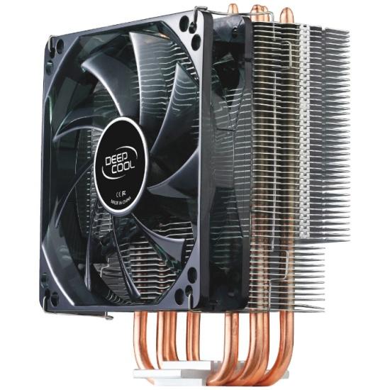 Кулер для процессора DEEPCOOL GAMMAXX 400 RED- низкая цена, доставка или самовывоз по Калуге. Кулер для процессора DEEPCOOL GAMMAXX 400 RED купить в интернет магазине ОНЛАЙН ТРЕЙД.РУ