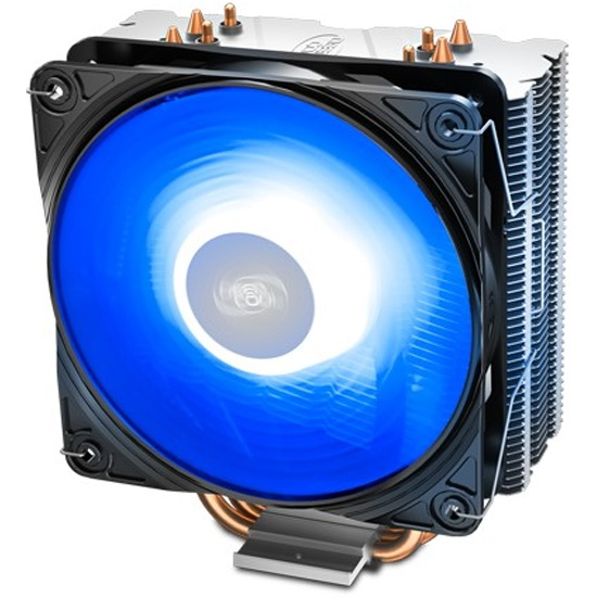 Кулер для процессора DEEPCOOL GAMMAXX 400 V2 BLUE RET