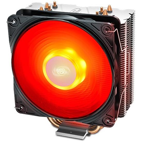 Кулер для процессора DEEPCOOL GAMMAXX 400 V2 RED — купить в интернет-магазине ОНЛАЙН ТРЕЙД.РУ