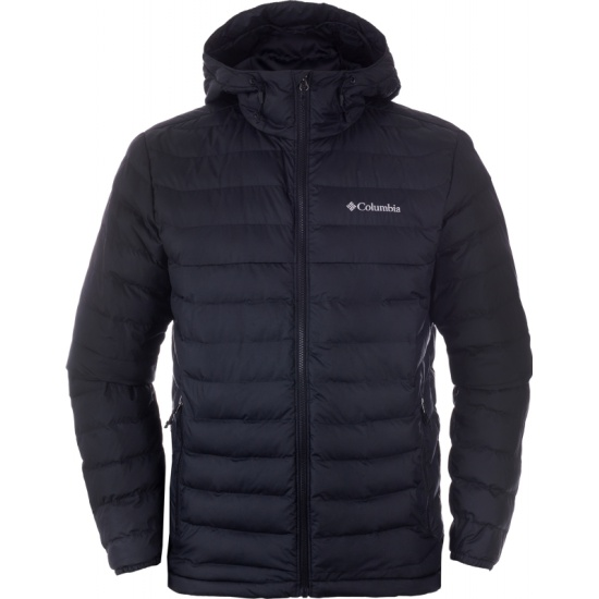 43daa3cd1134 Куртка Columbia 1693931 Powder Lite™ Hooded Jacket мужская, цвет черный, ...