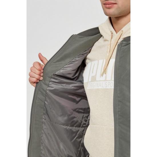 fb37c8ad4d10 ... Куртка PUMA 59486439 Style Bomber мужская, цвет хаки, размер 48-50  Изображение 3