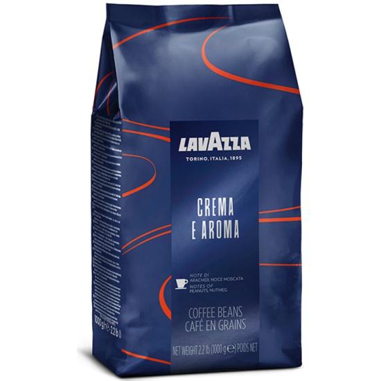 Кофе в зернах Lavazza Crema e Aroma 1кг - купить в интернет магазине с доставкой, цены, описание, характеристики, отзывы
