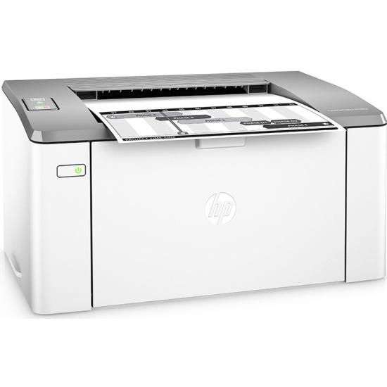 Лазерный принтер HP LaserJet Ultra M106w (3 полных картриджа для печати до 6900 стр. в комплекте) - купить в интернет магазине с доставкой, цены, описание, характеристики, отзывы