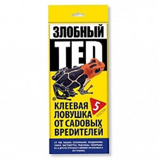 средство от мух злобный Ted инструкция - фото 11
