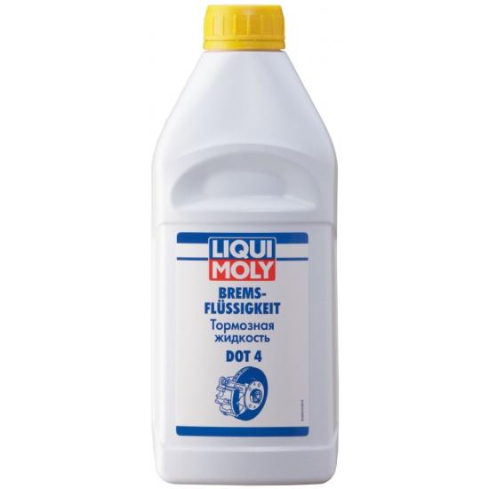 Тормозная жидкость LIQUI MOLY Bremsenflussigkeit DOT 4 (8834) 1000 мл. — купить в интернет-магазине ОНЛАЙН ТРЕЙД.РУ