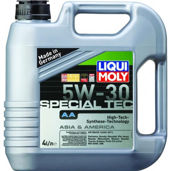 Liqui Moly Special Tec AA 5W-30 1л - фото 5
