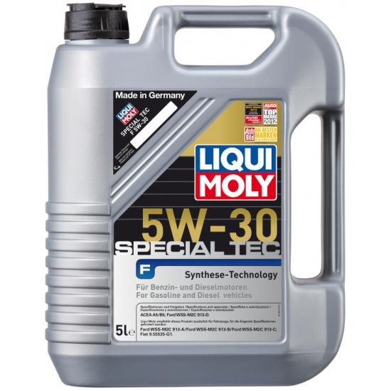 Моторное масло LIQUI MOLY Special Tec F 5W-30 5 л — купить в интернет-магазине ОНЛАЙН ТРЕЙД.РУ