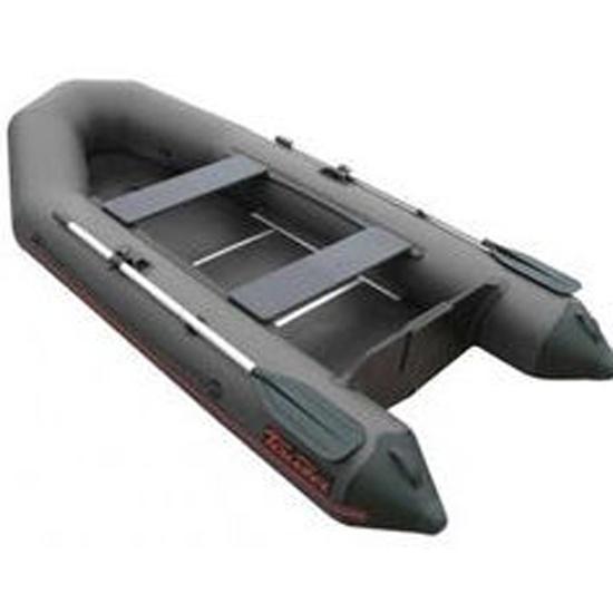 Лодка ПВХ LEADER Тайга-290 Килевая (цвет серый), мод.2017 — купить в интернет-магазине ОНЛАЙН ТРЕЙД.РУ