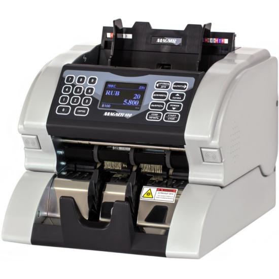 Счетчик банкнот MAGNER 100 Digital - купить в интернет магазине с доставкой, цены, описание, характеристики, отзывы