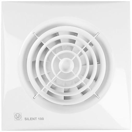 Вентилятор вытяжной Soler & Palau SILENT-100 CZ — купить в интернет-магазине ОНЛАЙН ТРЕЙД.РУ