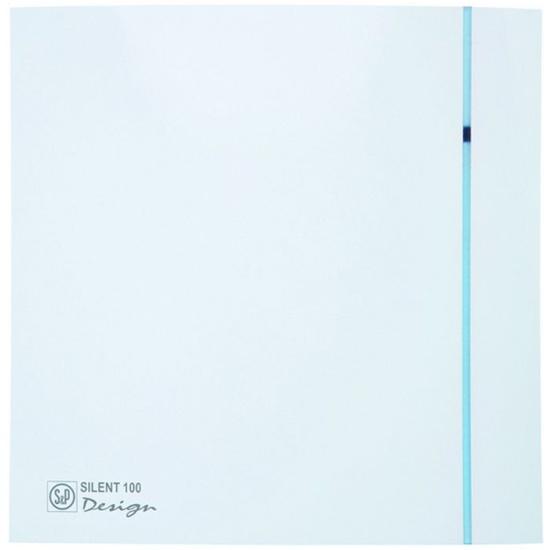 Вентилятор вытяжной Soler & Palau SILENT-100 CZ DESIGN — купить в интернет-магазине ОНЛАЙН ТРЕЙД.РУ