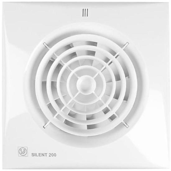 Вентилятор вытяжной Soler & Palau SILENT-200 CZ — купить в интернет-магазине ОНЛАЙН ТРЕЙД.РУ