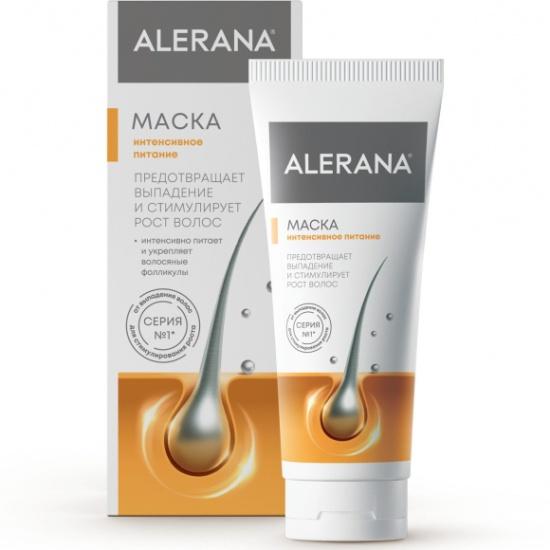 Маска для волос ALERANA Интенсивное питание, 150 мл 223182 - купить по выгодной цене в интернет-магазине ОНЛАЙН ТРЕЙД.РУ Санкт-Петербург