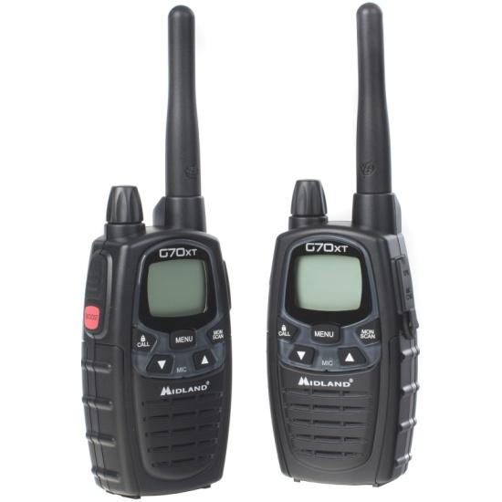 Комплект радиостанций Midland G70XT — купить в интернет-магазине ОНЛАЙН ТРЕЙД.РУ