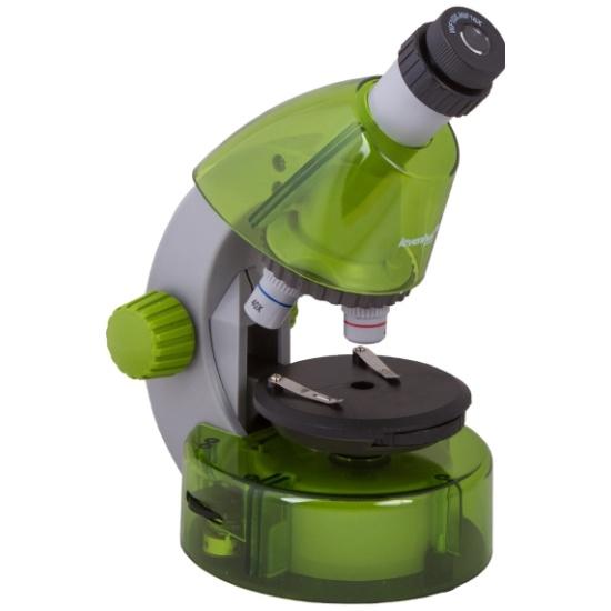 Микроскоп Levenhuk LabZZ M101 Lime\Лайм — купить в интернет-магазине ОНЛАЙН ТРЕЙД.РУ