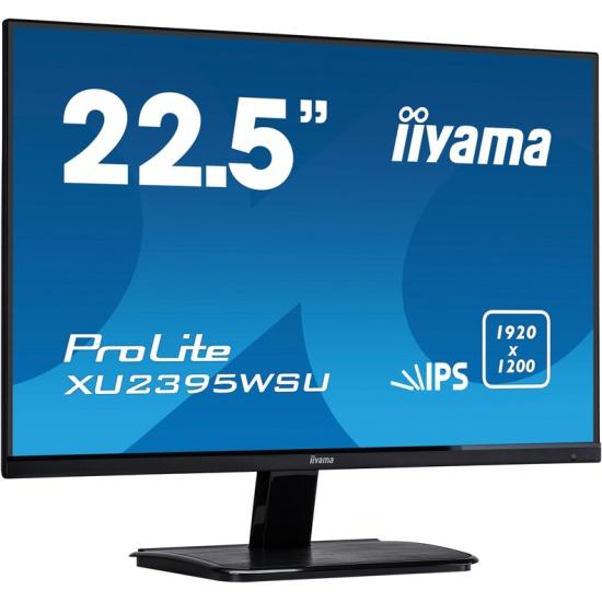 Монитор Iiyama ProLite XU2395WSU-B1 23 Black — купить в интернет-магазине ОНЛАЙН ТРЕЙД.РУ