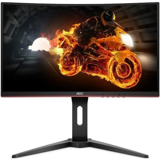 Игровой монитор AOC C27G1 27 Black-Red — купить в интернет-магазине ОНЛАЙН ТРЕЙД.РУ
