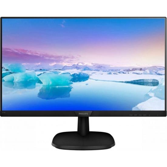 Монитор Philips 273V7QJAB, 27, Black — купить в интернет-магазине ОНЛАЙН ТРЕЙД.РУ