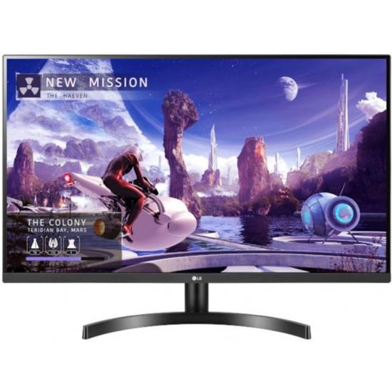 Монитор LG 31.5 32QN600-B-W Black — купить в интернет-магазине ОНЛАЙН ТРЕЙД.РУ