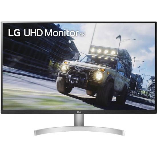 Монитор LG 32UN500-W 31.5 White- купить по выгодной цене в интернет-магазине ОНЛАЙН ТРЕЙД.РУ Пенза