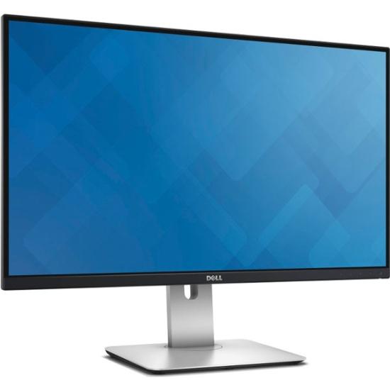 Монитор Dell U2715H, 27 Black — купить в интернет-магазине ОНЛАЙН ТРЕЙД.РУ
