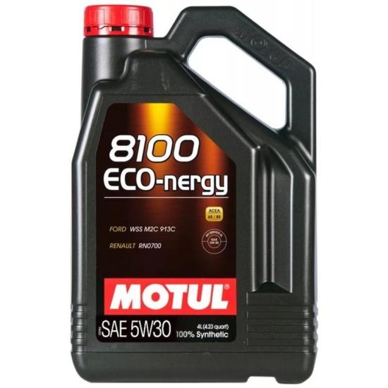 Моторное масло MOTUL 8100 Eco-nergy 5W-30 4 л 104257 - купить по выгодной цене в интернет-магазине ОНЛАЙН ТРЕЙД.РУ Санкт-Петербург