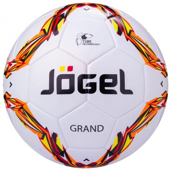 Мяч футбольный JOGEL JS-1010 Grand №5 — купить в интернет-магазине ОНЛАЙН ТРЕЙД.РУ