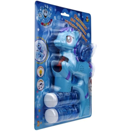 Мыльные пузыри 1TOY Т17283 Мы-шарики! Единорог с крыльями ...