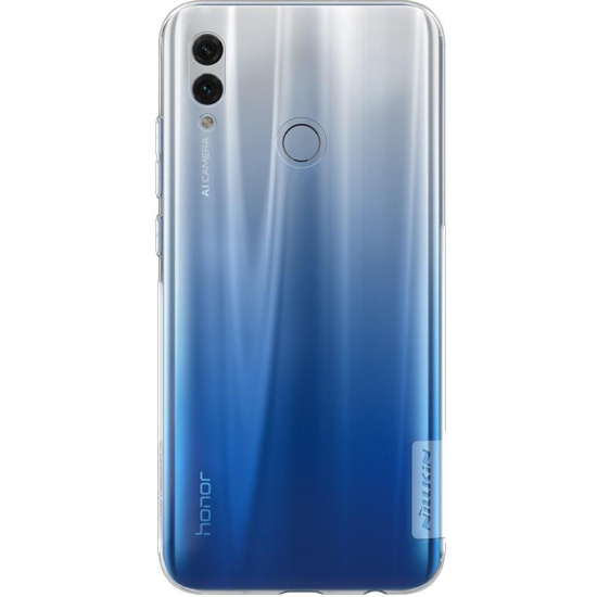 8332dd83503bd Накладка Nillkin Nature TPU case для Huawei Honor 10 Lite (белый) - купить в