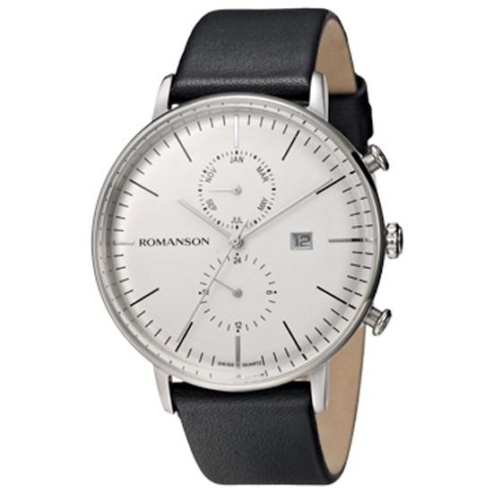 cd7e5b122771 Наручные часы Romanson TL 4264F MW(WH) - купить в интернет магазине с  доставкой