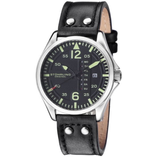 Мужские часы Stuhrling 787.02 Женские часы Jacques Lemans 1-1840R