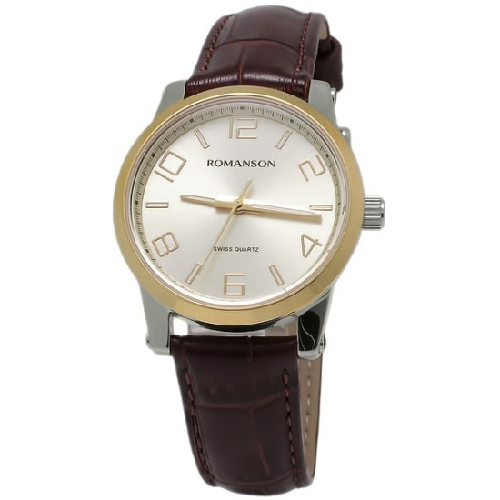 Часы Romanson TL0334LJ(WH) Часы Romanson RM6A31LLR(WH)