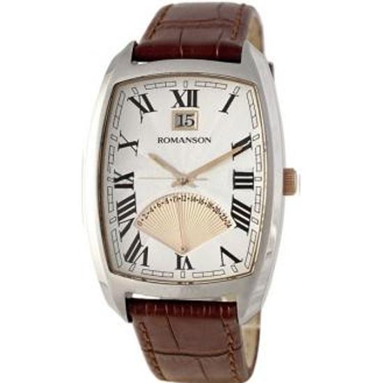 Часы Romanson TL0394MJ(WH) Часы Adriatica A1256.5113Q