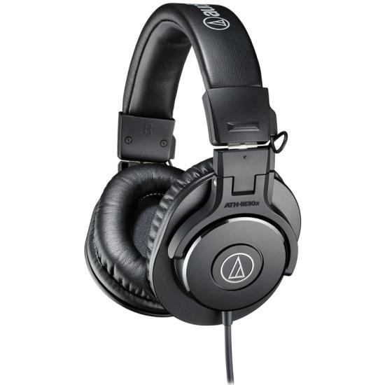 Наушники Audio-Technica ATH-M30X — купить в интернет-магазине ОНЛАЙН ТРЕЙД.РУ